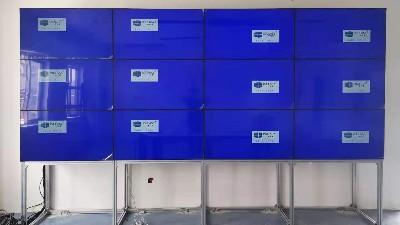 【拼接屏案例分享】东莞某企业展厅建设项目
