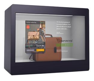 智慧展厅之透明屏互动展示系统解决方案
