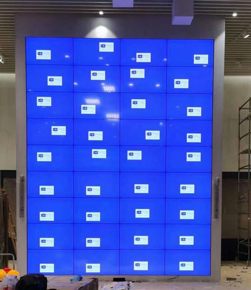 中亿睿48台拼接屏助力深圳民法博物馆全力打造数字化智慧型博物馆