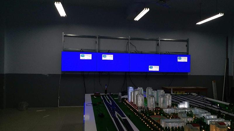 中亿睿液晶拼接屏助力河北衡水职业学校打造数字化校园