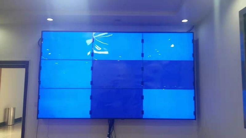 三星46寸液晶拼接屏打造贵州铜仁军分区多媒体信息展示系统平台