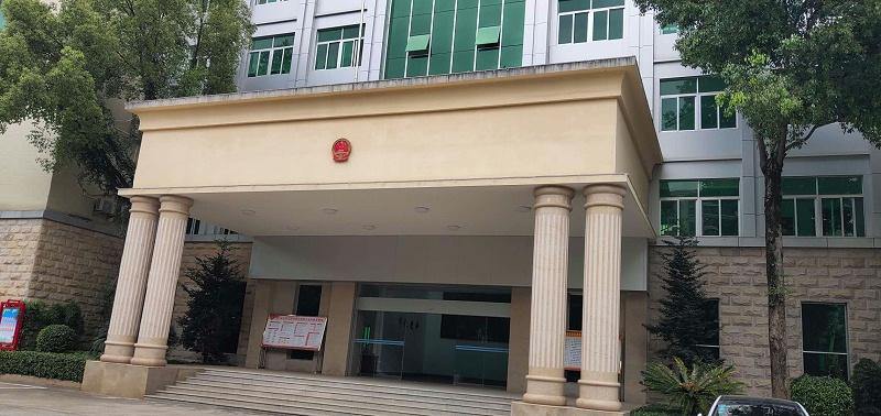 梅州梅县人民检察院广告机项目