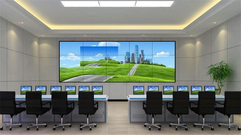 企业视频会议液晶拼接屏系统应用解决方案