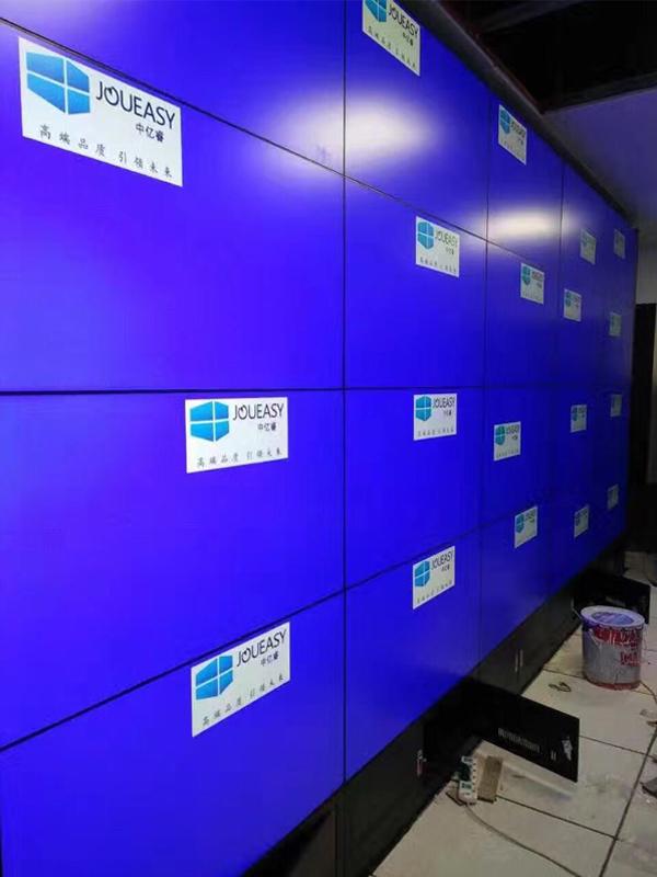 安防监控行业液晶拼接屏系统解决方案概述