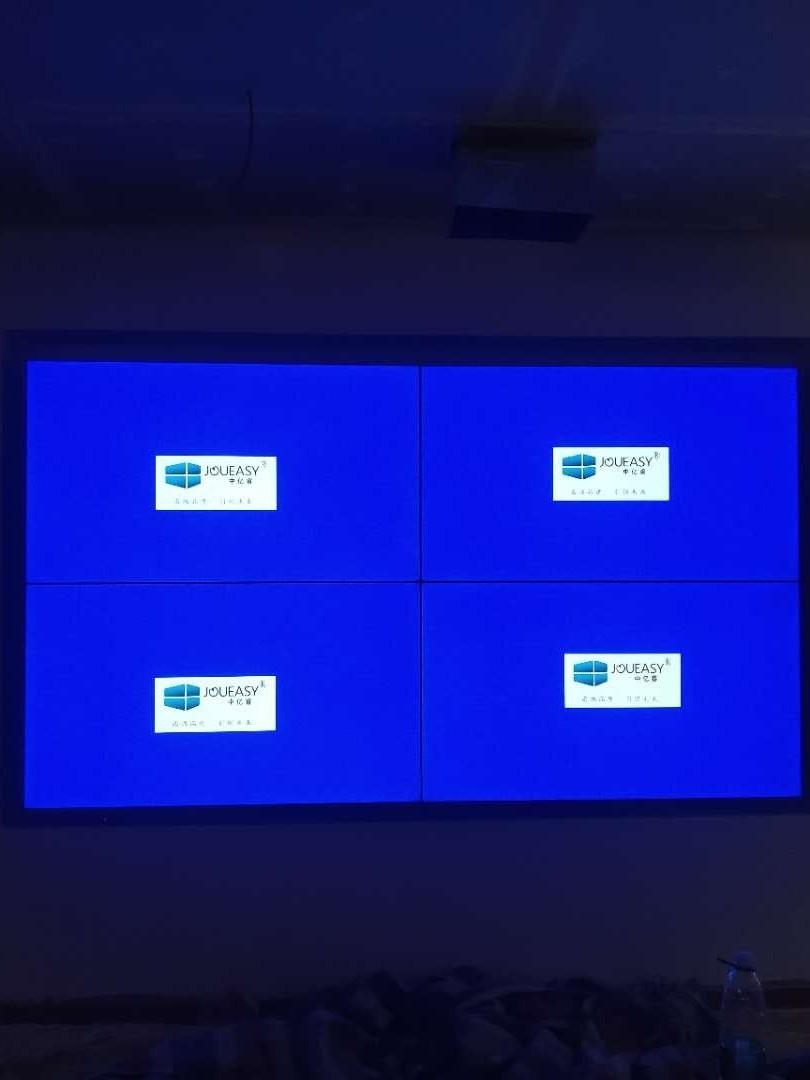 指挥中心大屏拼接显示系统解决方案