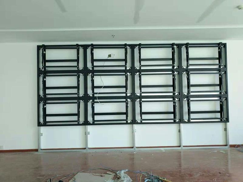 拼接屏安装支架