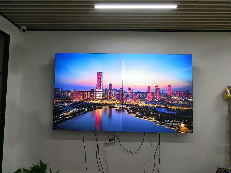 广东东莞松湖智谷采用液晶拼接屏打造新一代信息技术产业园