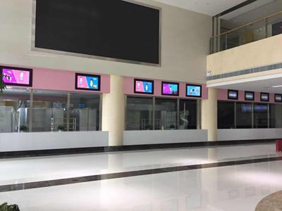 长沙妇幼保健院项目采购深圳中亿睿显示设备