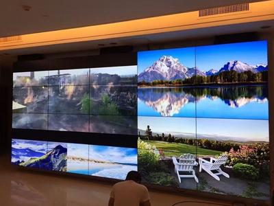 中亿睿55寸液晶拼接屏助力北京电影公司,开创影剧院大屏显示新视界