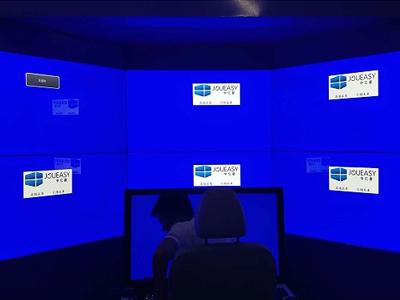 中亿睿55寸液晶拼接屏助推广东湛江某空军现代化信息建设