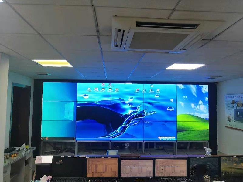 中亿睿液晶拼接屏助力广东汕头消防支队指挥中心项目顺利竣工