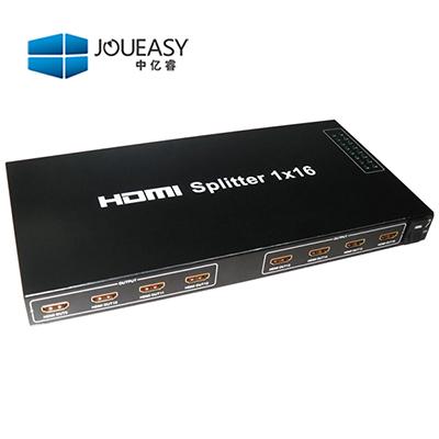 中亿睿一十六路HDMI分配器