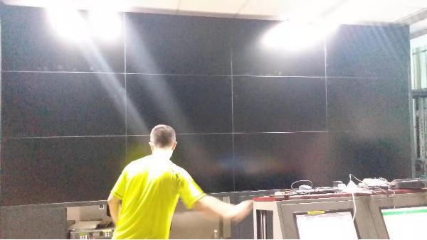中亿睿46寸液晶拼接屏助力北京高能所完成中控室视频监控设备改造项目