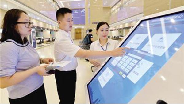 「触控一体机篇」浅谈触控一体机在政务信息展示上的应用功能