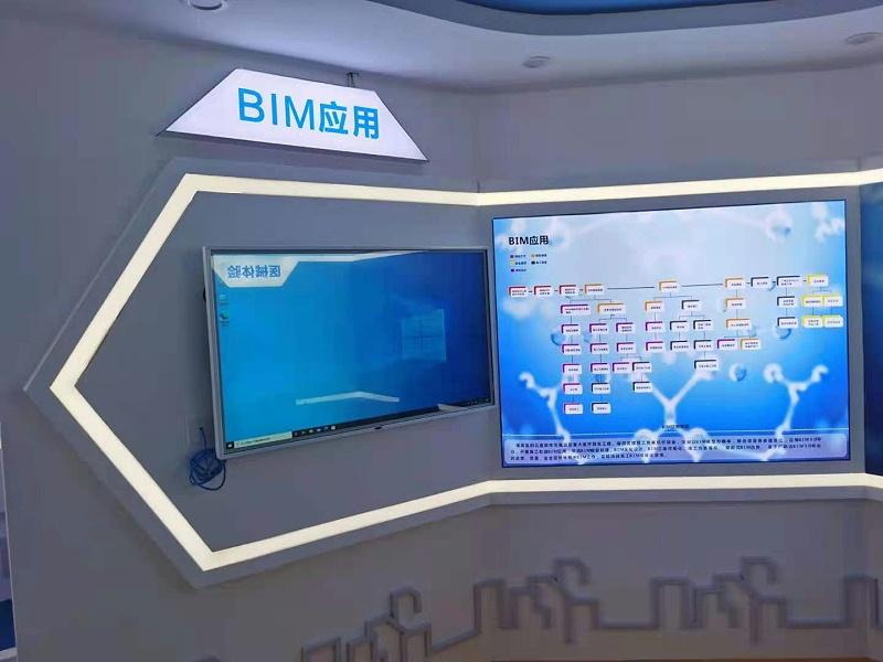 深圳妇幼医院展厅展示图