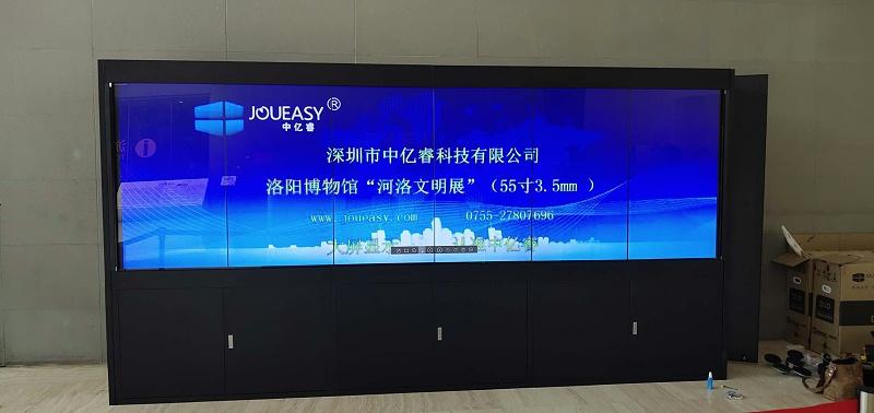 解析深圳拼接屏厂家产品的三大核心优势