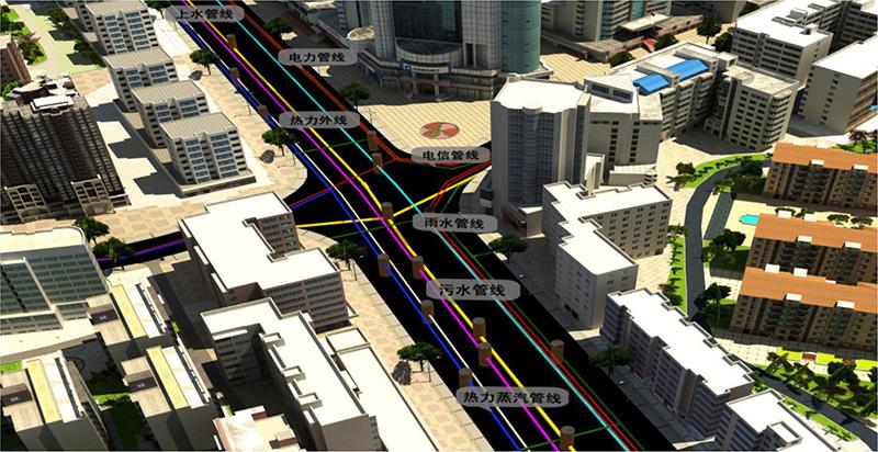 城市综合管廊