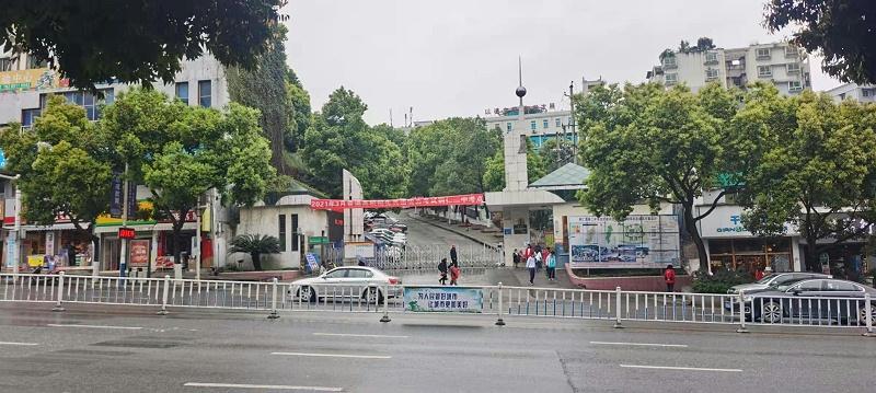 贵州铜仁第二中学场景图