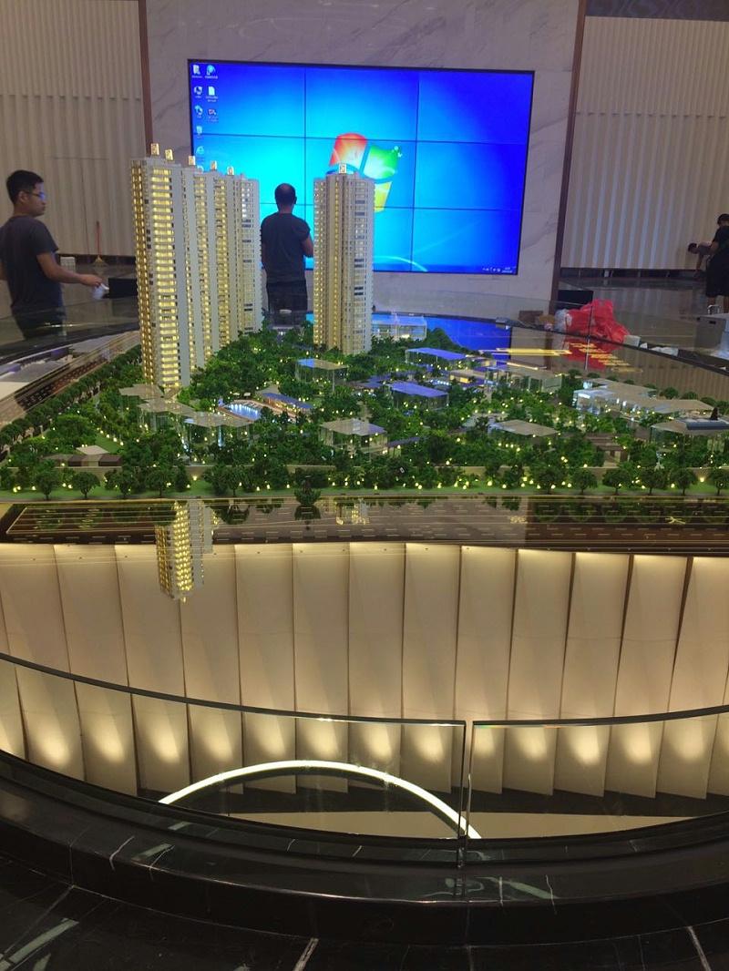 杭州保利地产售楼中心
